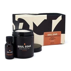 Soul Soak Bath set